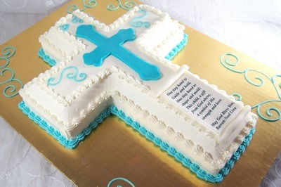 Sweetiesdelights Pictures Baptism Amp 1st Communion Cakes