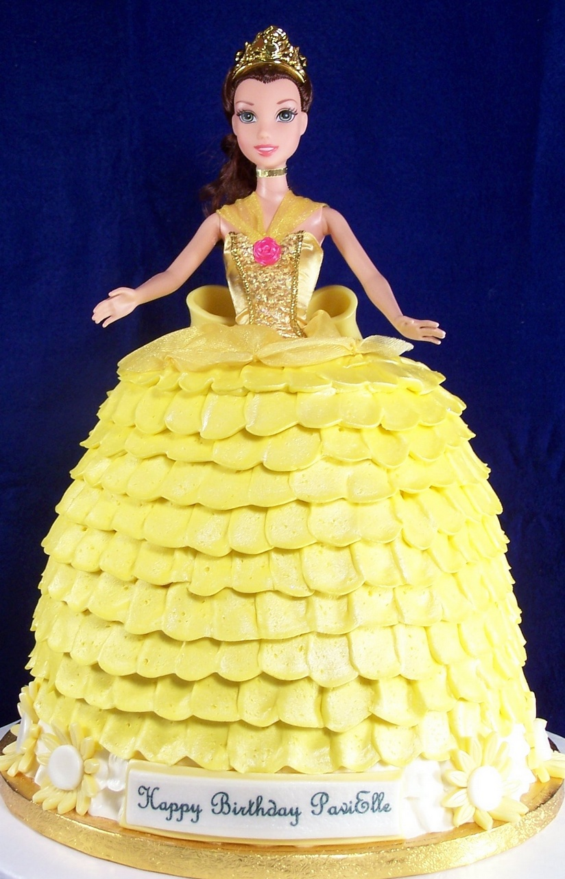 Download Barbie Cake Images : sweetiesdelights - All - Doll Cakes